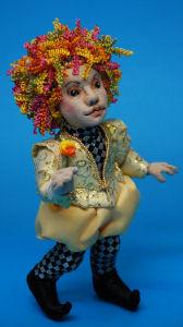 Mimi's Elf - Goldie