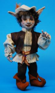 Mimi's Elf - Robin