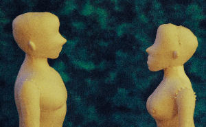 Mimi's Mannequins, Face and Chest Profiles
