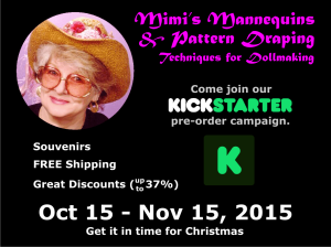 Kickstarter for Mannequins